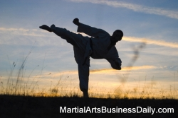 What do you want to be remembered for as a martial arts instructor?