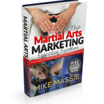 Martial Arts Marketing System