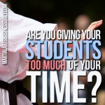 Podcast Episode 25: Are You Spending Too Much Time With Your Students?