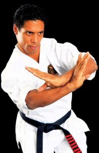 Taimak Guarriello star of The Last Dragon