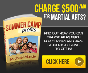 How to Start and Run a Summer Karate Camp