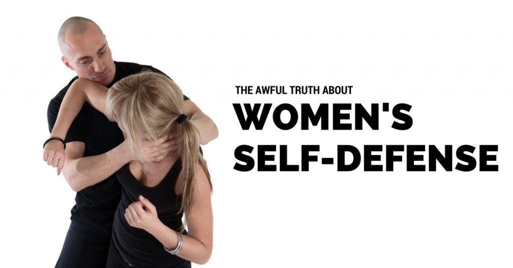 The awful truth about womens self defense