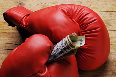 marital arts money