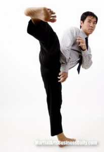 Is it worth it to open a martial arts school? Some experts are surprisingly bullish on the idea...
