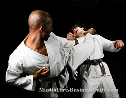 Do you know the three levels of kumite?