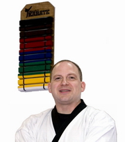 Martial arts business author, Mike Massie