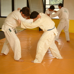 Grappling is a lot of fun... and the great thing is there are tons of great resources available for learning more about the grappling arts.