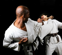Sparring can be an enjoyable experience if students are introduced to it properly