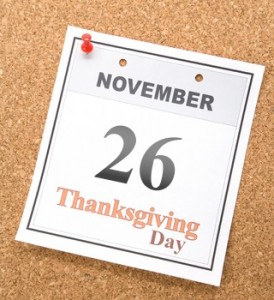Have a Happy Thanksgiving Day!