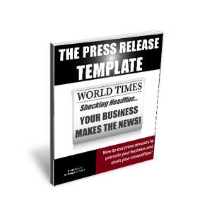 Press Release report