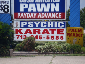 Psychic Karate