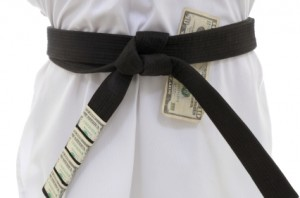 The price for martial arts business success