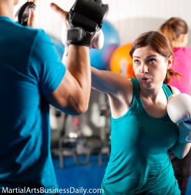 Good martial arts marketing leads to full classes