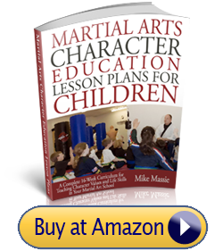 Buy Martial Arts Character Development Lesson Plans