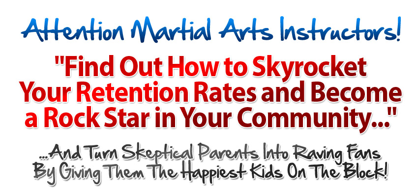 Martial arts character education lessons headline