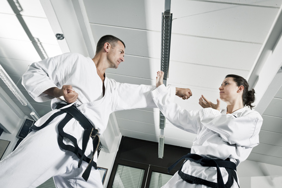 martial arts retention to black belt