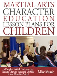 Character Education Lesson Plans for Martial Art Schools