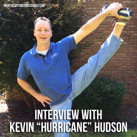 martial arts business podcast interview with Kevin Hudson