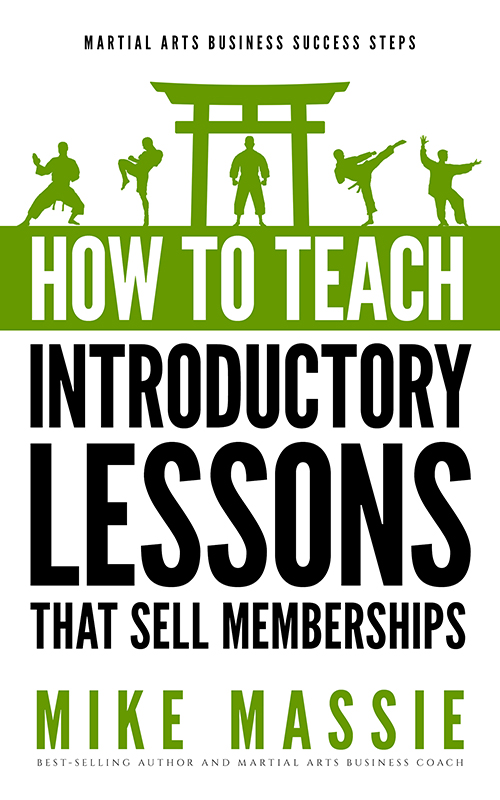 How To Teach Introductory Lessons That Sell Memberships